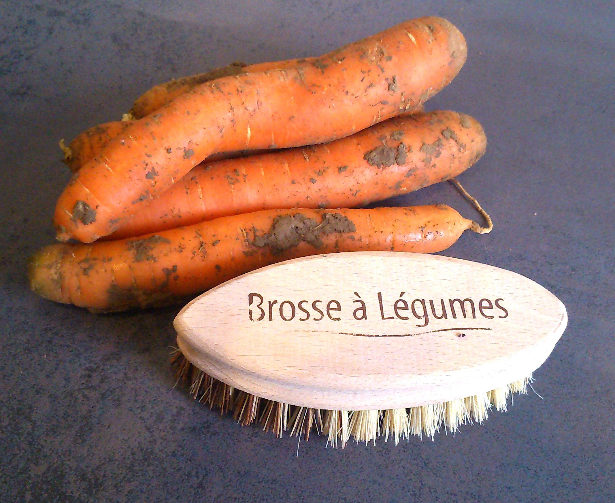 carotte zero dechet