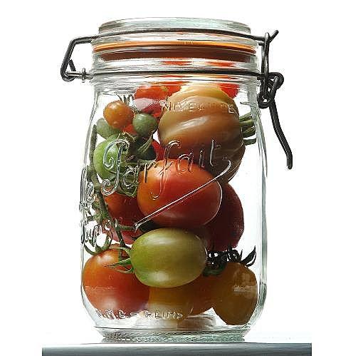le parfait bocal tomates