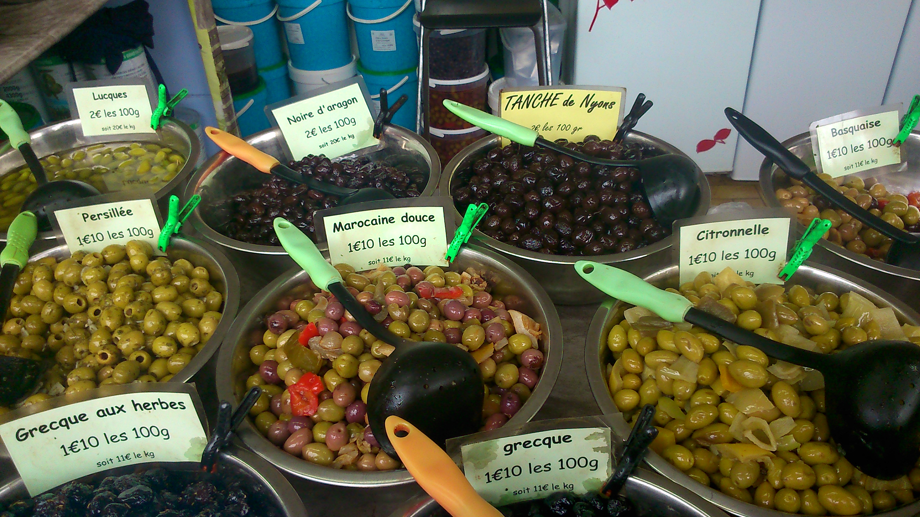 olives capbreton