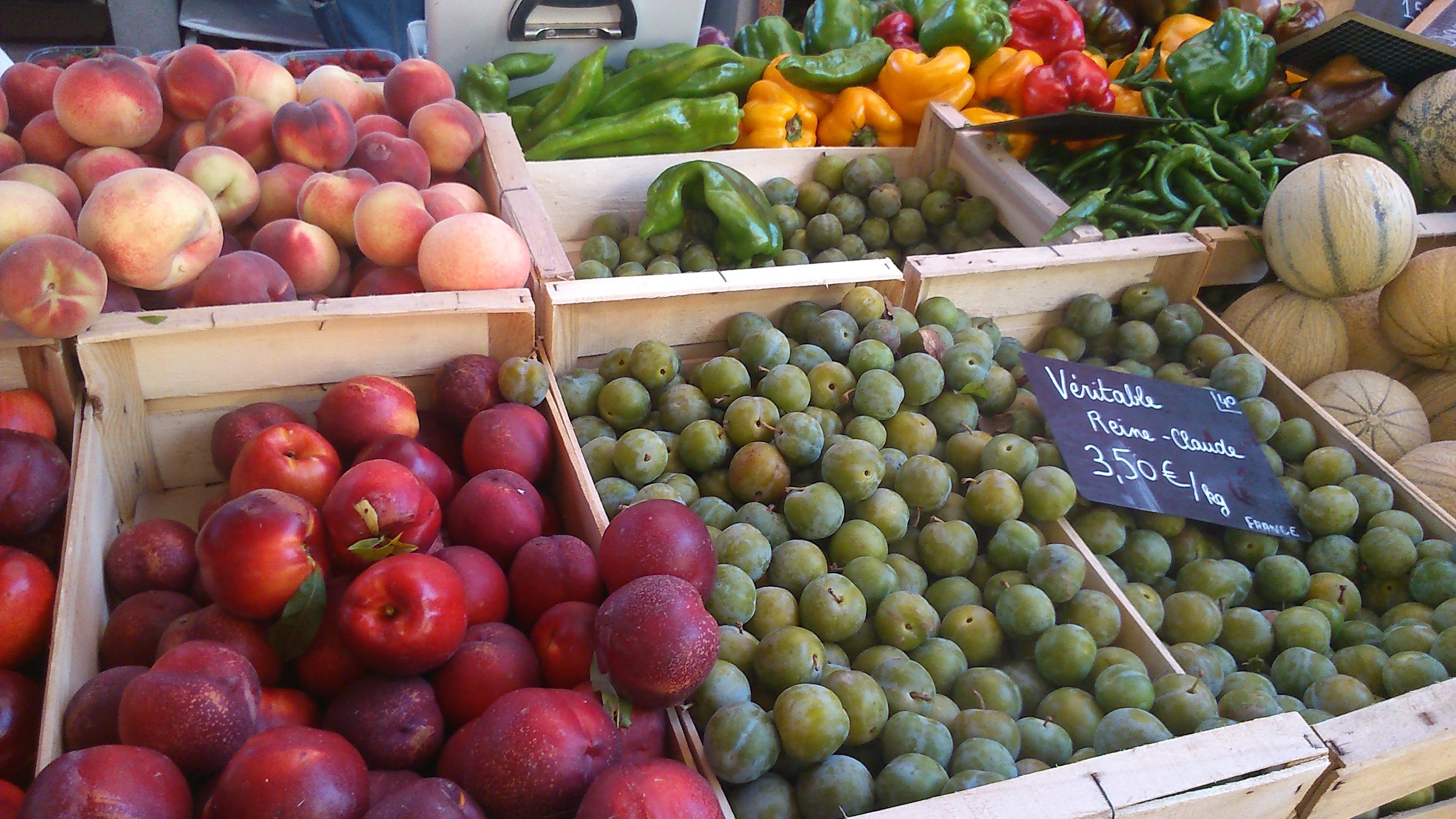 fruits capbreton
