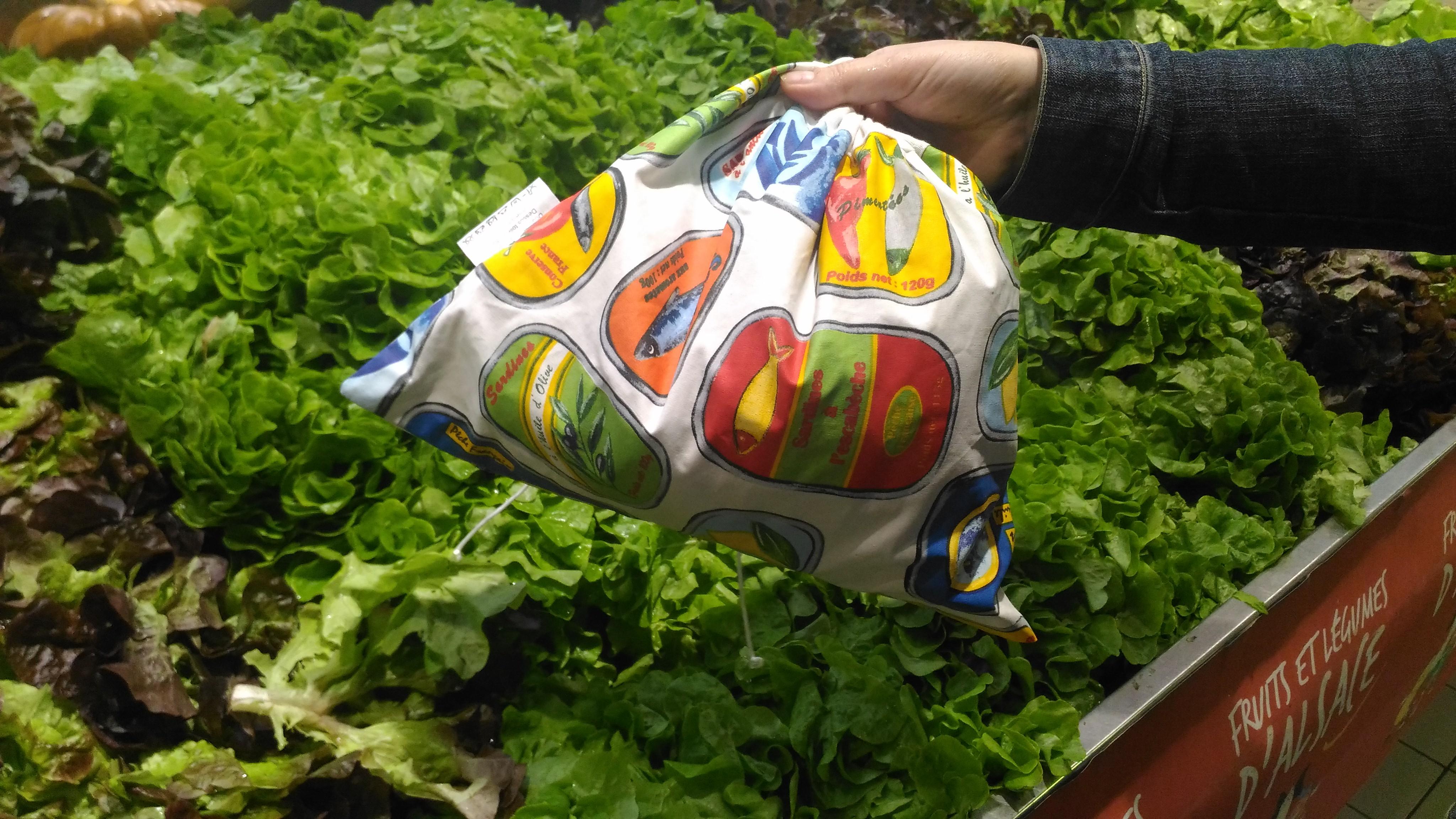 salade sac