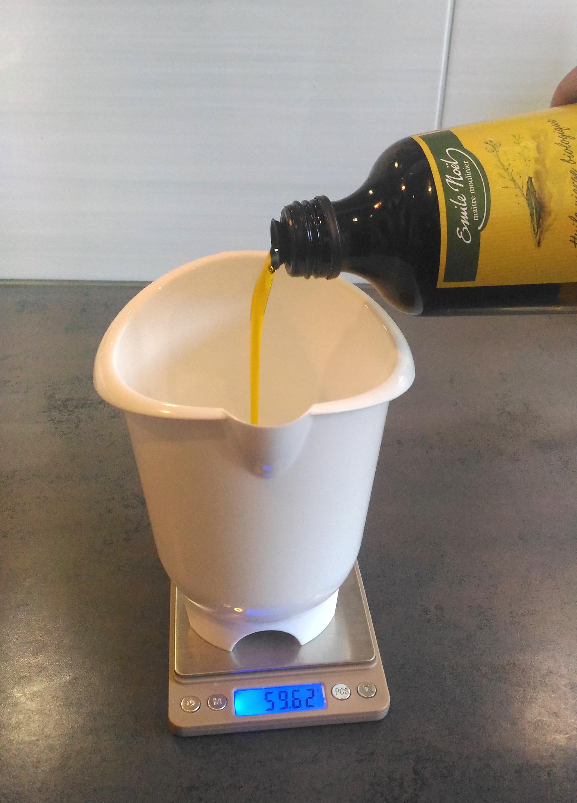 huile olive savon