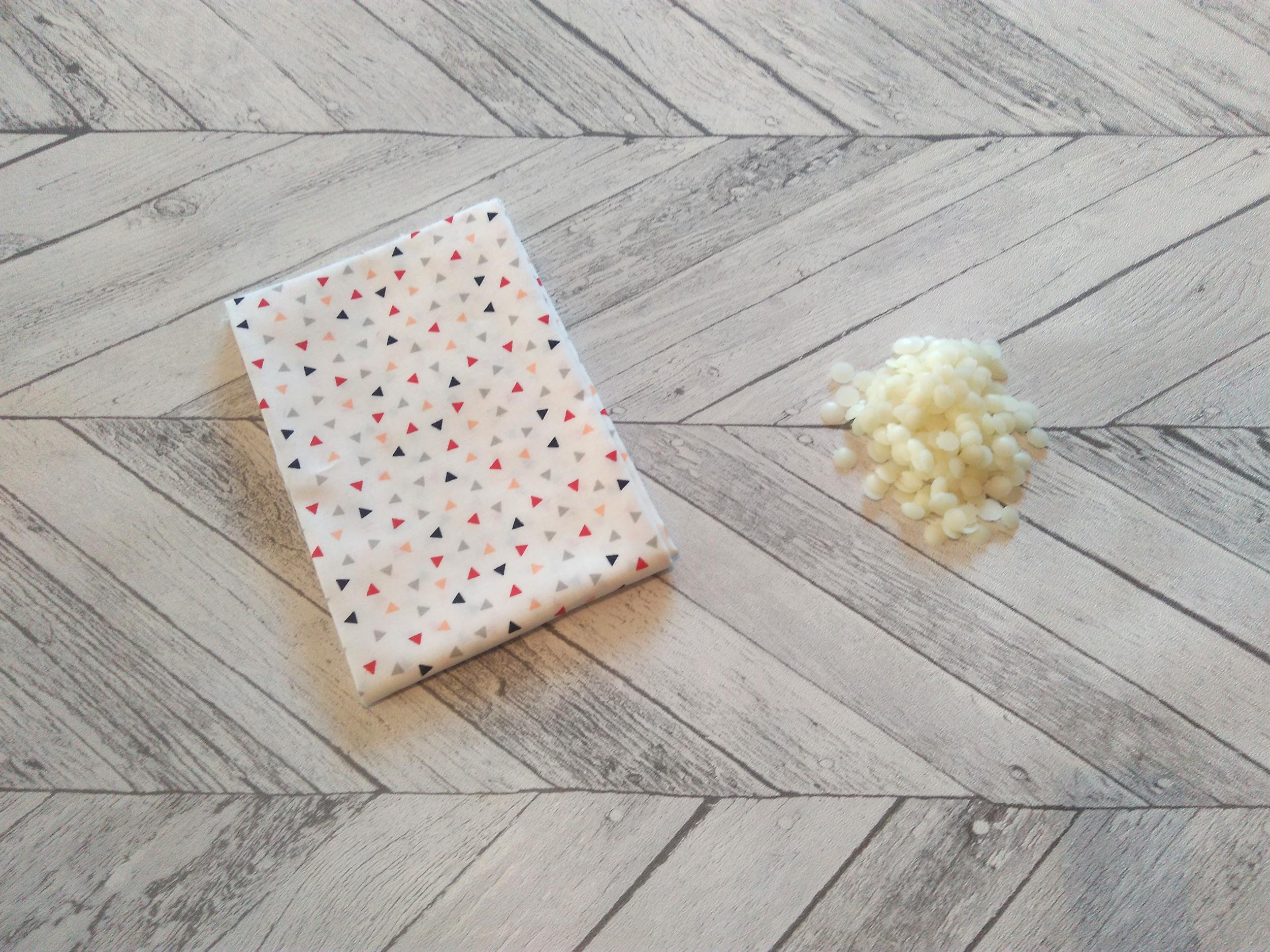Comment Fabriquer Un Accroche Torchon fabriquer ses bee's wrap, emballages réutilisables – vie verte